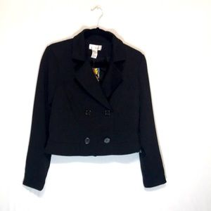 NWT Spiegal Short Waisted Jacket